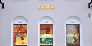 Hermès giảm 55% lợi nhuận ròng nửa năm đầu 2020