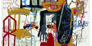Portrait of A-One AKA King của Basquiat lên sàn đấu giá, ước đạt 15 triệu USD