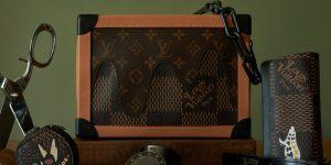LUXUO SPEND: Bộ sưu tập LV²: 10 phụ kiện streetwear xa xỉ từ Virgil Abloh & Nigo