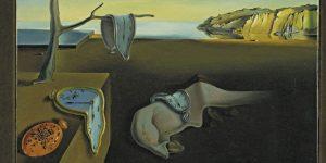 """""""Sự dai dẳng của kí ức"""": Kiệt tác siêu thực của Salvador Dalí"""