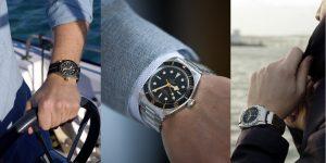 4 mẫu đồng hồ danh tiếng đã nối dài lịch sử của thương hiệu Tudor