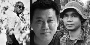 Vẽ trực họa: Trò chuyện cùng họa sĩ Lương Lưu Biên, Đặng Hữu và Phan Sang