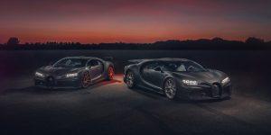 Bugatti thống trị bảng xếp hạng tốc độ với hai mẫu Chiron đặc biệt