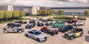 Chào đón phiên bản Ghost mới gia nhập đại gia đình Rolls-Royce