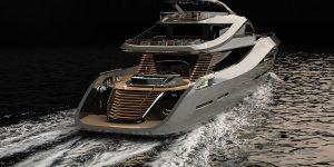 Du thuyền Super Sport 65: Viên ngọc kỳ vĩ của biển cả
