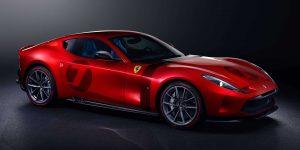 Chiêm ngưỡng siêu xe Ferrari Omologata: Chỉ một chiếc trên thế giới