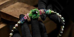 Tie & Dior: Đưa nghệ thuật nhuộm tie-dye vào trang sức cao cấp