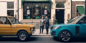 LUXUO Point: Kết hợp trải nghiệm xa xỉ (Kỳ 1) – Khi Range Rover gặp gỡ nhà may phố Savile Row Henry Poole & Co.