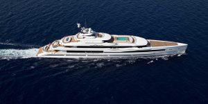 Chơi kiểu nhà giàu: 02 triệu USD cho một tuần trên biển cùng du thuyền Lana