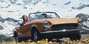 5 mẫu xe mui trần cổ điển cực ấn tượng với giá dưới 10.000 USD