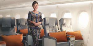 """Trải nghiệm """"chuyến bay không cất cánh"""" với Singapore Airlines"""