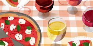 Gợi ý kết hợp rượu tuyệt vời cùng pizza từ chuyên gia