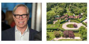 Biệt thự Greenwich của Tommy Hilfiger vừa tung ra thị trường với giá 47,5 triệu USD