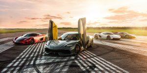 Chào đón hai siêu phẩm cực chất đến từ Koenigsegg bất ngờ có mặt tại Đông Nam Á