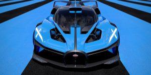 Bugatti Bolide và tham vọng ngôi vương siêu xe