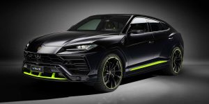 Lamborghini Urus Graphite Capsule: Nét quyến rũ của mẫu siêu SUV đầu tiên trên thế giới