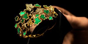 Luxuo Spend: Những chiếc lá tình yêu của Dior
