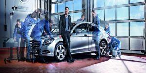 Mercedes-Benz giới thiệu cách mua sắm xe sang hoàn toàn mới