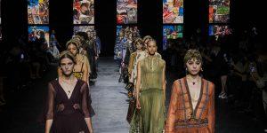 """Dior Xuân Hè 2021: Dior còn là gì nếu không có """"New Look""""?"""