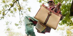 ECOXURY: Gucci x TheRealReal – Thời trang bền vững và xoay vòng