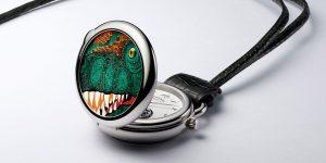 Hermès Arceau Pocket Aaaaargh! Minute Repeater: Thời điểm xuất chúng