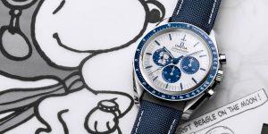 LUXUO Spend: Omega Silver Snoopy Award – Kỷ niệm 50 năm di sản ngoài không gian