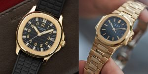 Đồng hồ vàng có giá rẻ hơn đồng hồ thép – Nên chọn Audemars Piguet hay Patek Philippe?