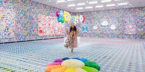 8 nghệ sĩ đương đại có ảnh hưởng nhất tại châu Á hiện nay