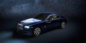"""Roll-Royce độc bản """"Wraith – Inspired By Earth"""" cảm hứng từ Hệ mặt trời kì vĩ, ấn tượng với màu sơn Royal Blue tượng trưng cho nước và sự sống"""