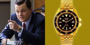 Chơi đồng hồ như Leonardo DiCaprio: Tuyệt phẩm trong Sói già phố Wall có giá bán 40.000USD?