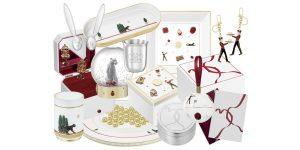 Cartier ra mắt bộ sưu tập đồ dụng trang trí và phụ kiện mới mùa lễ hội