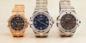 Chopard mở rộng dòng sản phẩm Alpine Eagle với các mẫu đồng hồ bấm giờ mới