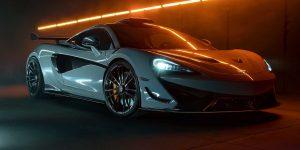 NOVITEC McLaren 620R Coupe: Tạo tác từ di sản xe đua danh giá nhất GT4 Racing