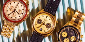 Ba mẫu đồng hồ Chronograph mà các nhà sưu tập không thể cưỡng lại
