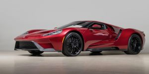 GT 2017: Siêu xe của Phó chủ tịch thiết kế Ford hiện đang được rao bán
