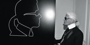 The icon: Karl Lagerfeld – Quý ngài mãi giữ nét nổi loạn thuở thiếu niên