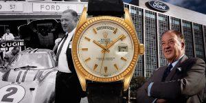 Rolex Day-Date 18K thuộc sở hữu của Henry Ford II đã sẵn sàng đấu giá tại Christie's
