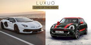 LUXUO Cars of the Week: Khuấy động dịp cuối năm