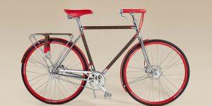 Xe đạp LV Bike – khi các bậc thầy nghệ thuật thủ công kết hợp