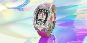 The Lux List: Richard Mille RM 71-02 Automatic Tourbillon Talisman
