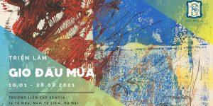 Art News Letter 2/T1: 1 triển lãm tại Sài Gòn và 3 triển lãm, buổi trò chuyện và chiếu phim ở Hà Nội