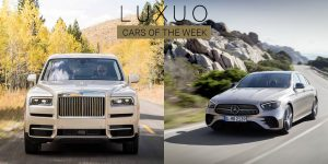 LUXUO Cars of the Week: Loạt siêu xe khủng đổ bộ thị trường xe Việt