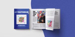 Chính thức ra mắt ấn phẩm nghệ thuật Art Republik Vietnam #2: Sự vô nhiễm của sáng tạo