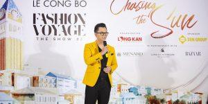 Đạo diễn Long Kan mang Fashion Voyage #3 đến Phú Quốc trong mùa xuân này