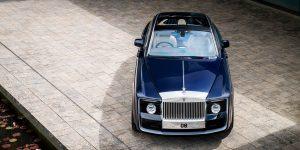 Rolls-Royce – nâng tầm nghệ thuật chế tạo xe cá nhân hoá