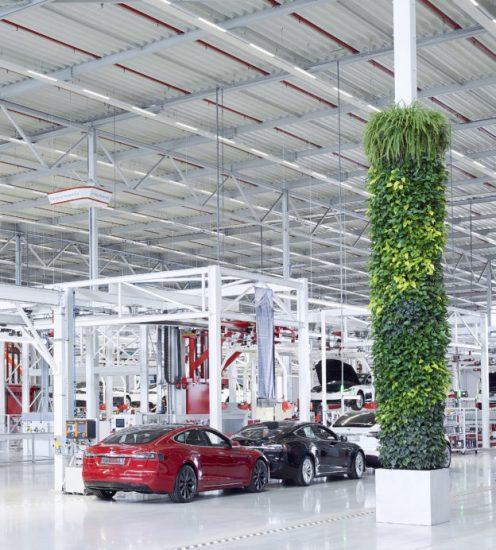 Nhà máy Tilburg mở cửa vào năm 2015