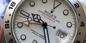 Điều gì khiến Rolex Explorer II Ref.216570 được săn đón trên thị trường đồng hồ cũ