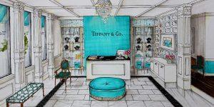 DAFC là nhà phân phối thương hiệu Tiffany & Co. tại Việt Nam