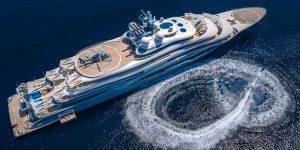 The Lux List: Bên trong siêu du thuyền độc nhất vô nhị Flying Fox 136m