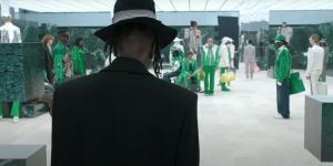 LUXUO Review: Louis Vuitton Men's FW2021 – Kẻ du hành ký ức